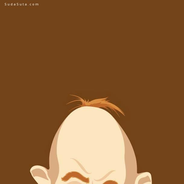 Fernando Perottoni 的卡通头顶