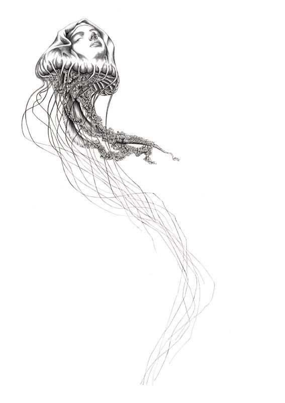 Florian Meacci 时尚插画欣赏