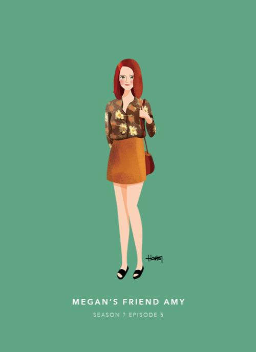 Hannah Choi 服装造型设计欣赏