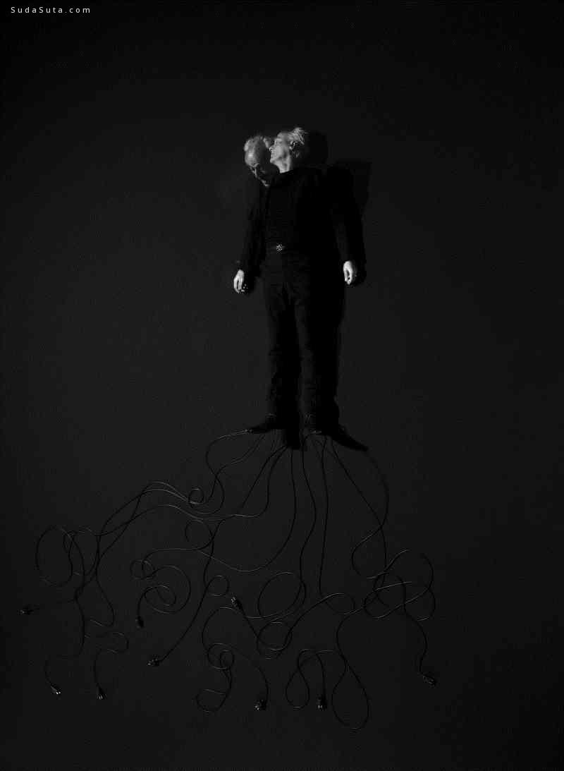 Jürgen Klauke 黑白摄影欣赏