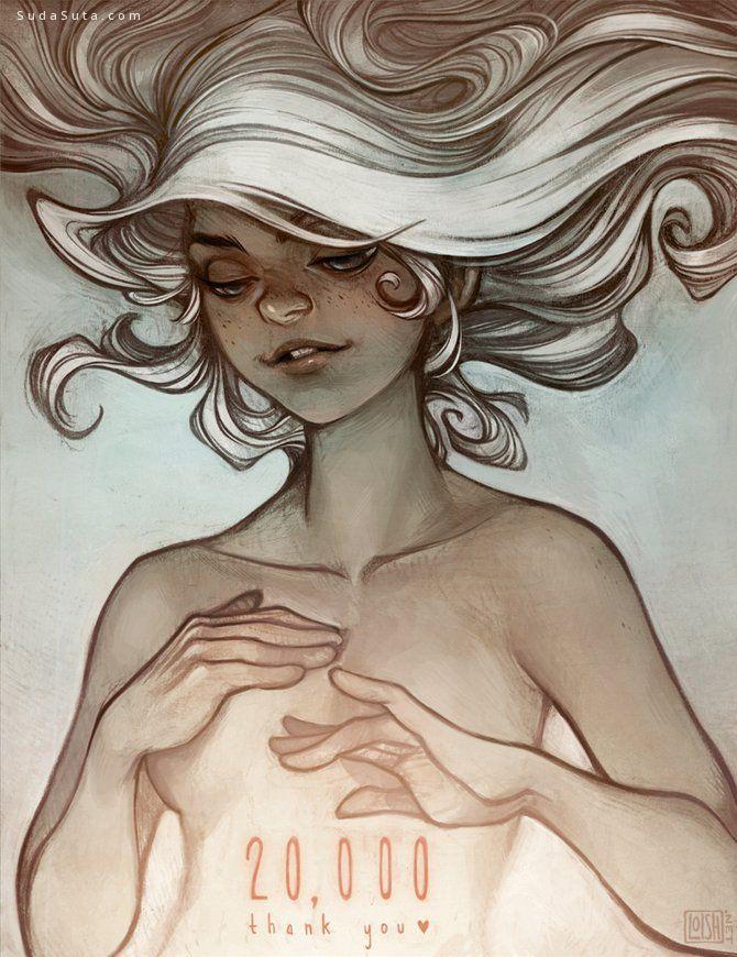 Lois van Baarle 卡通漫画欣赏