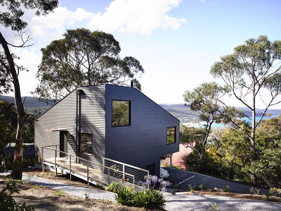 Lorne Hill House 建筑设计欣赏