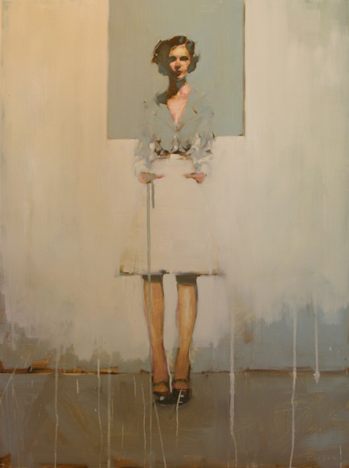 Michael Carson 绘画艺术欣赏