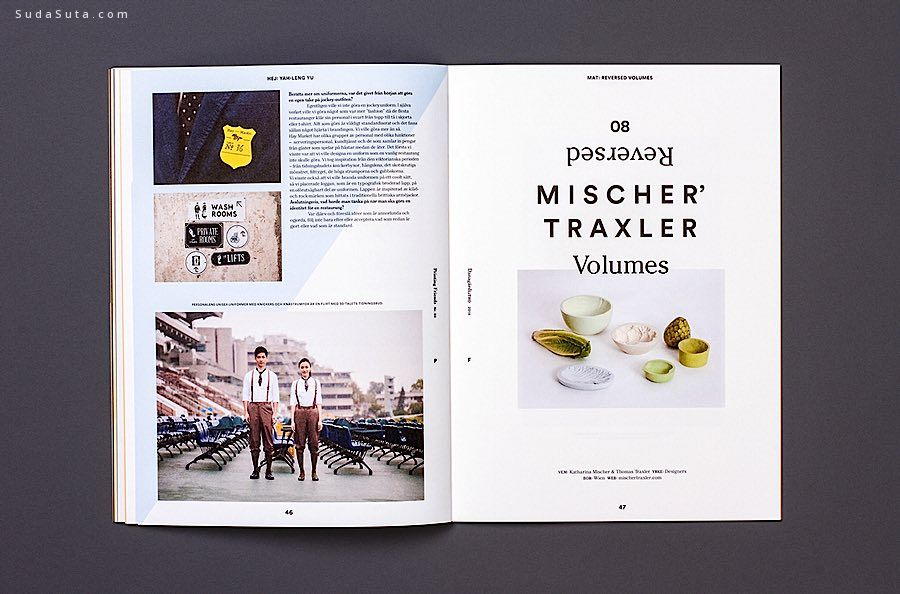 Printing Friends 杂志设计欣赏