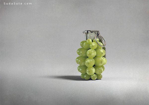 Mecanique Generale 3D艺术作品欣赏