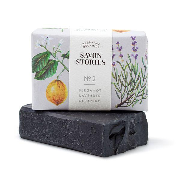 Savon Stories 包装设计欣赏