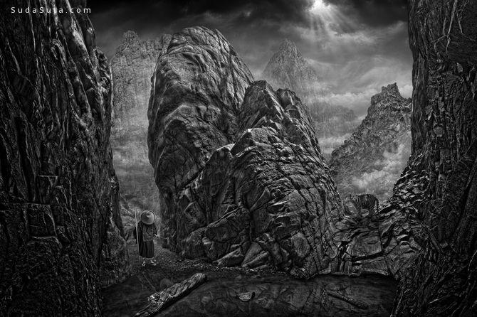Nick Pedersen 图片故事《须弥山》