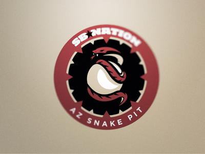 创意LOGO设计欣赏 蛇