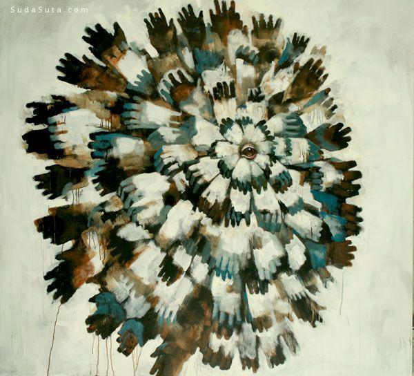 Samuli Heimonen 孤独的绘画