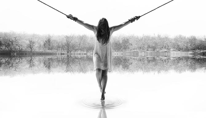 Sarah Treanor 黑白摄影欣赏