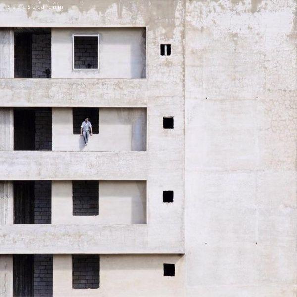 Serge Najjar 建筑的结构