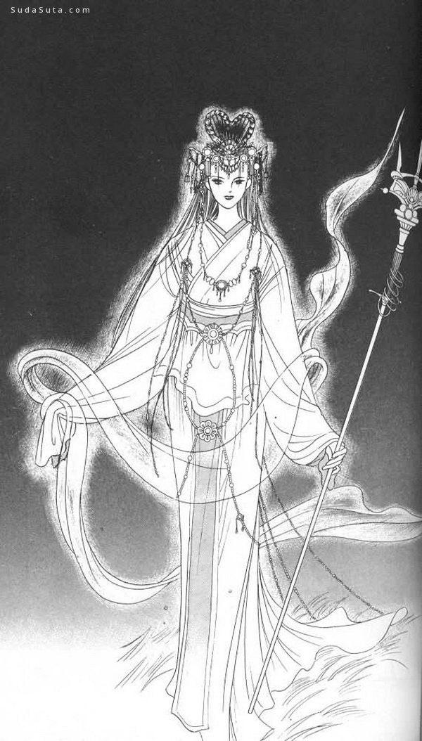 Shimizu Reiko (清水玲子)少女漫画欣赏