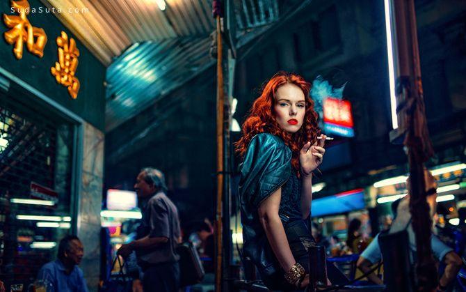 Simona Smrčková 时尚摄影欣赏