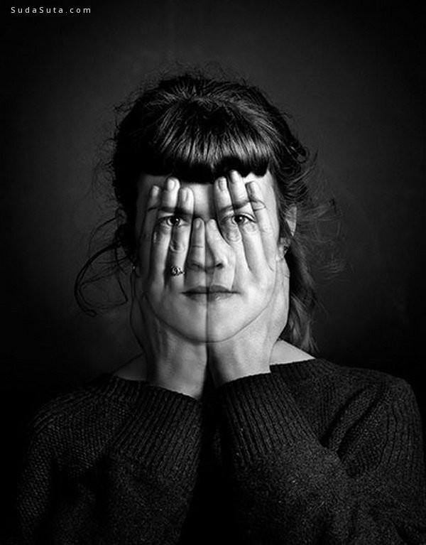 Sonja Hesslow 超现实主义摄影作品欣赏