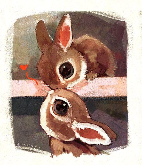 雪娃娃童画 超级宝贝很有爱