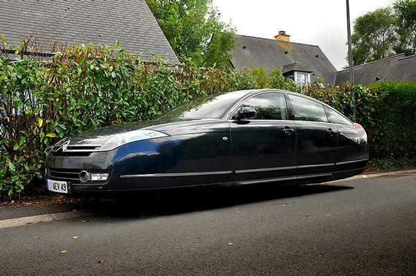 Sylvain VIAU 飞行的汽车