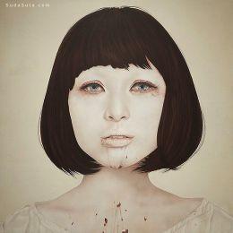 Takahiro Hirayabashi 绘画艺术欣赏