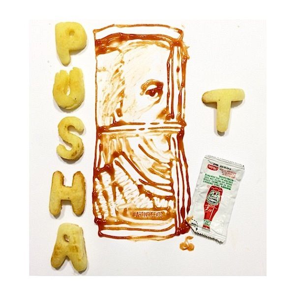Tisha Cherry 的美食艺术