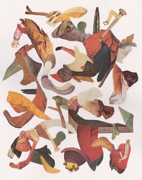 B.D. Graft 抽象绘画欣赏