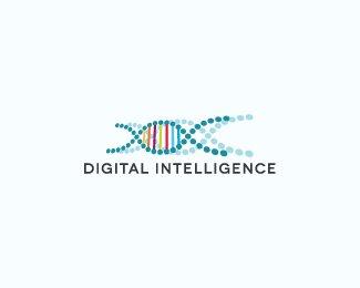 创意LOGO设计欣赏 DNA主题