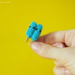 Anna Hrachovec 可爱的手工玩具