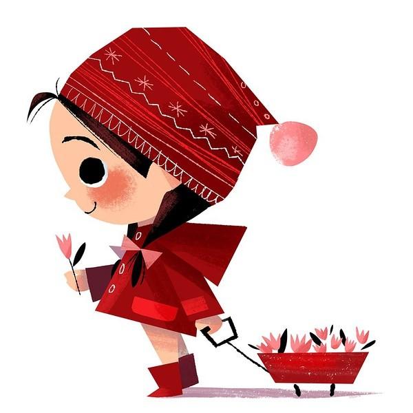 Chopsticksroad 卡通造型设计欣赏