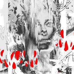 Giga Kobidze 抽象艺术欣赏《Anonymous》