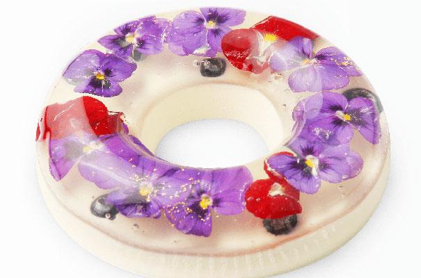 Havaro 可以吃的花朵