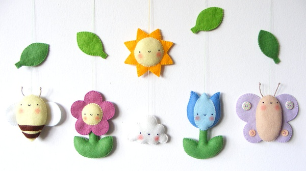 Manuela 可爱的动物diy玩具设计欣赏