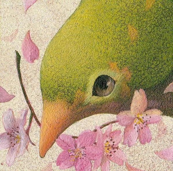 Miyuki 暖色调 手绘插画欣赏