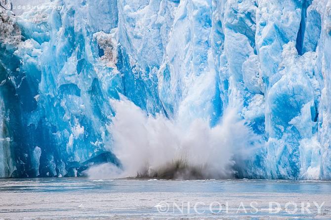 Nicolas Dory 蓝白色 旅行日记