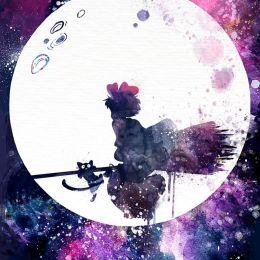 Penelope Paws 卡通电影同人水彩插画欣赏
