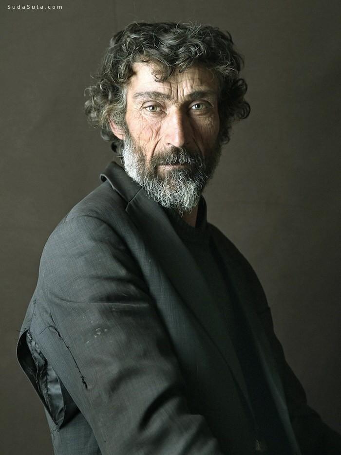 Pierre Gonnord 人像摄影作品欣赏