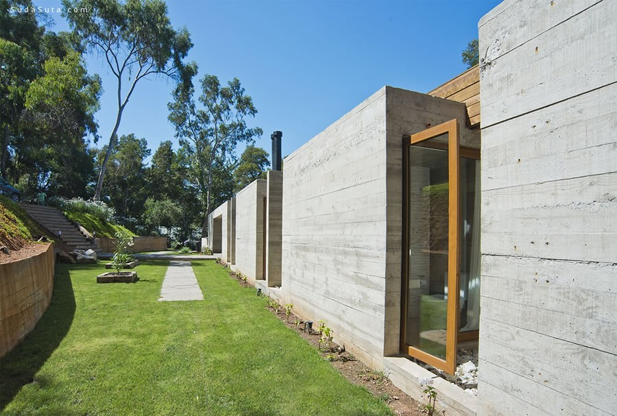 RP House 优雅的房子 建筑摄影欣赏