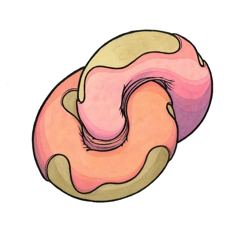 Scott Teplin 潮流插画欣赏