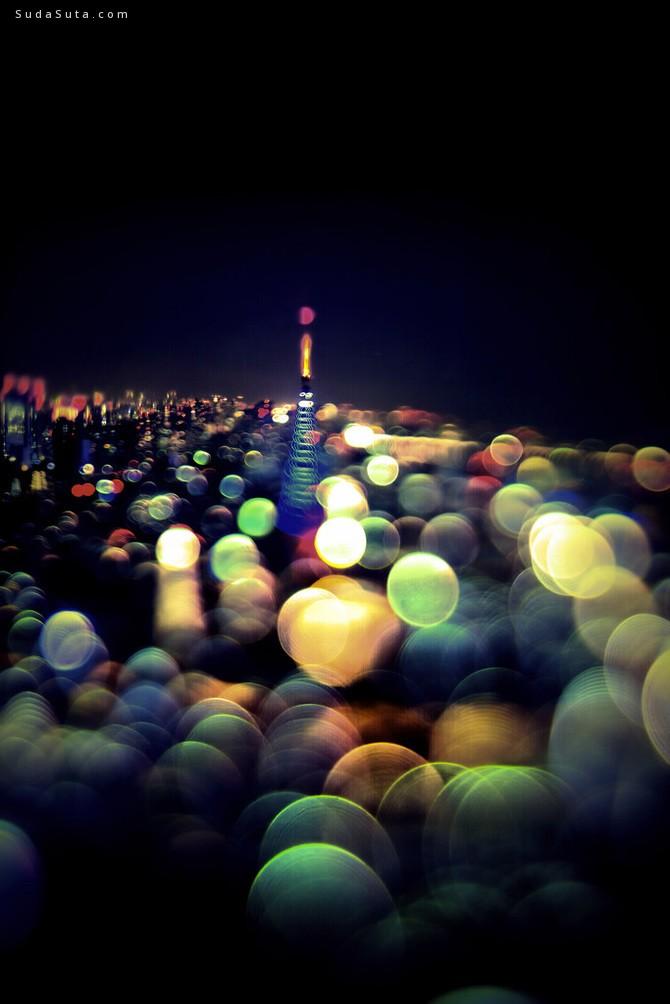 Takashi Kitajima 唯美的城市夜景