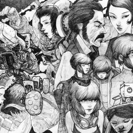 Tamer Poyraz Demiralp 个性漫画欣赏