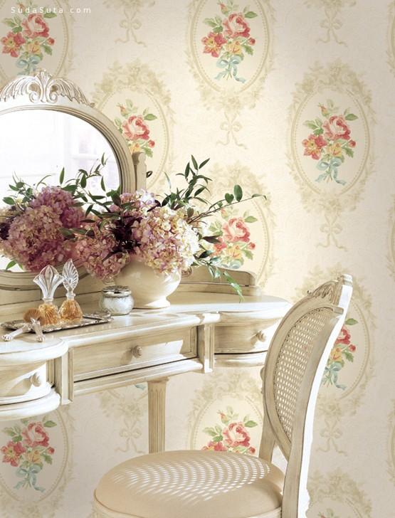 室内的风光 墙纸设计欣赏