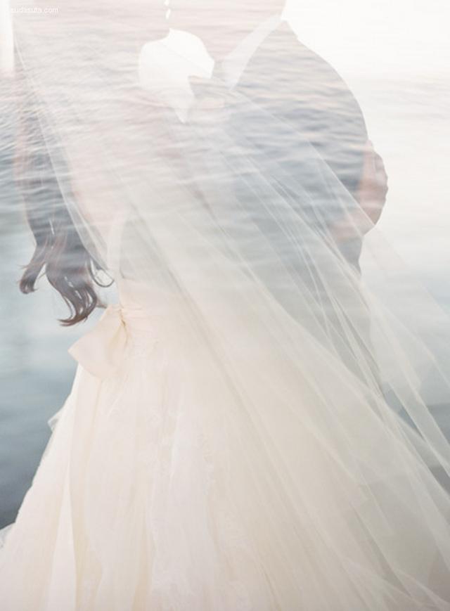 梦幻般的双重曝光 婚礼摄影欣赏