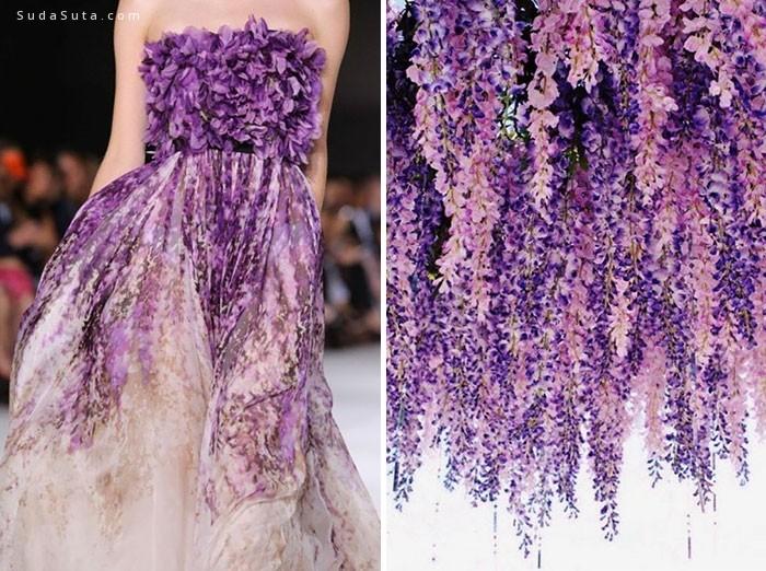 Liliya Hudyakova 自然与时尚 灵感分享