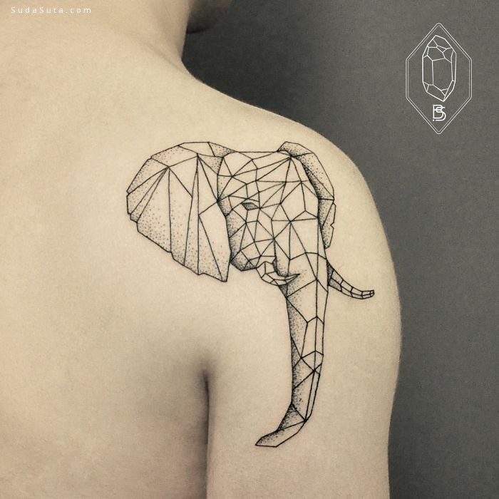 Dr. Woo 最新纹身设计图案欣赏