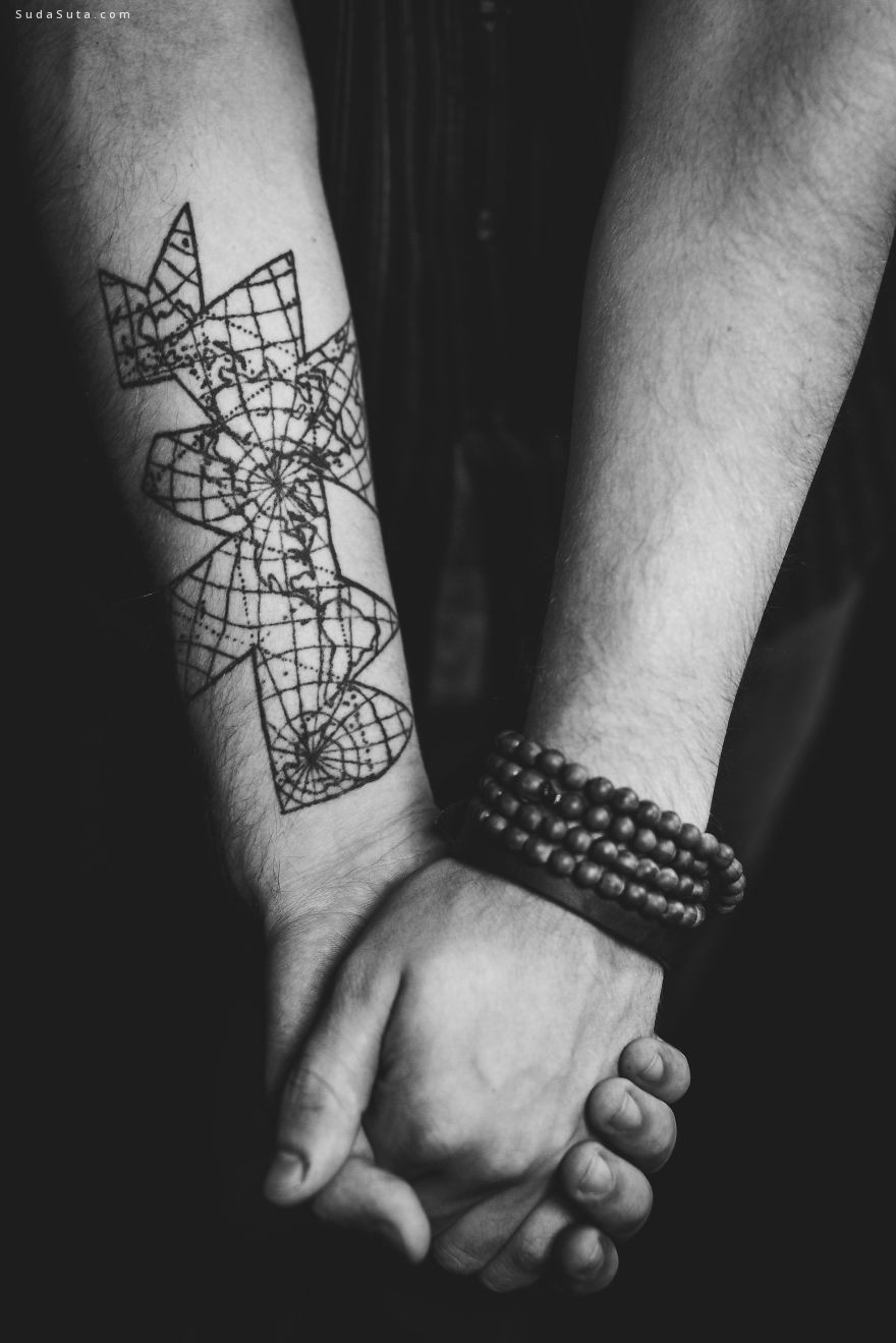 Alexey Yanovski 细腻可爱的刺青设计