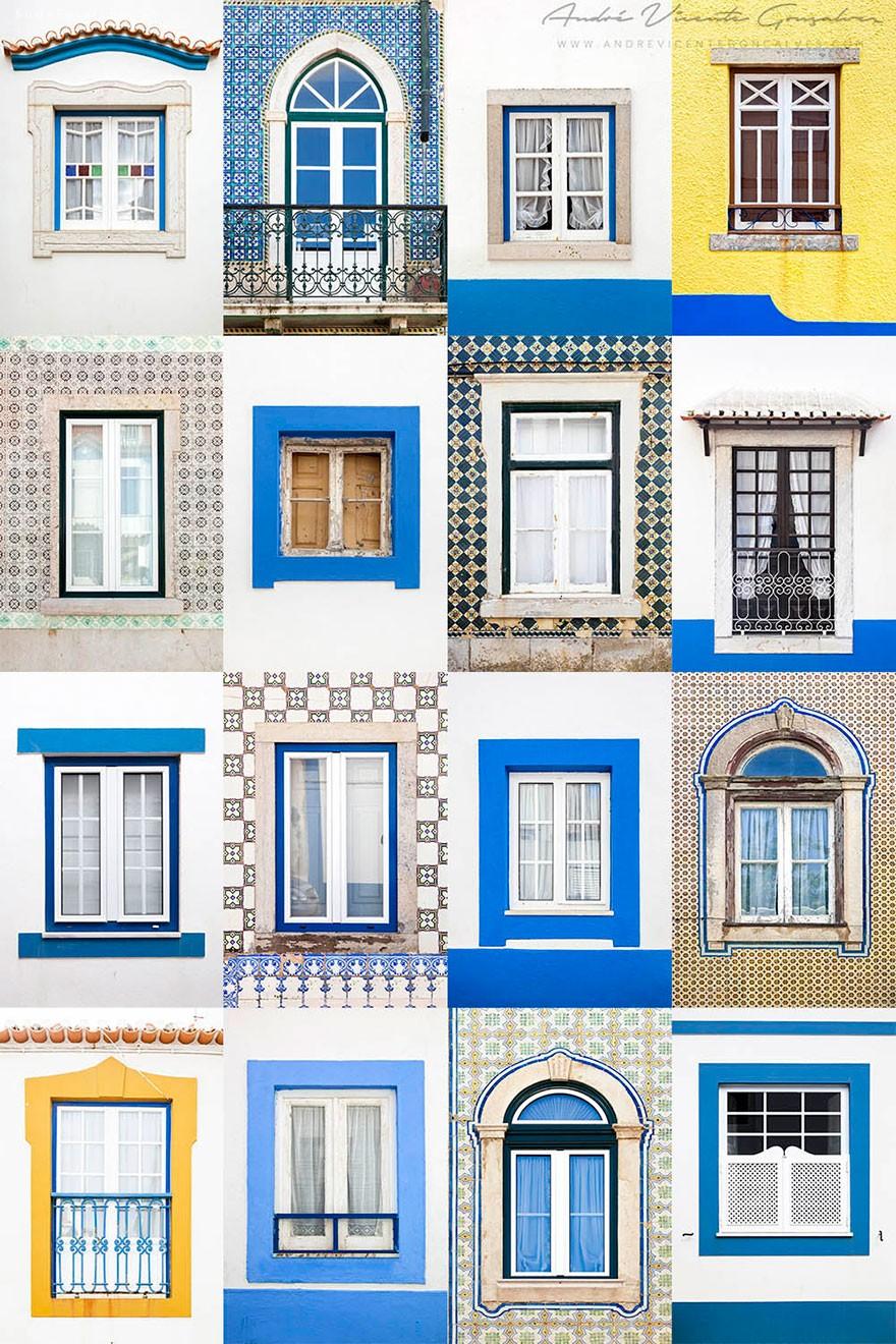 Andre Goncalves 我拍摄世界各地的窗户