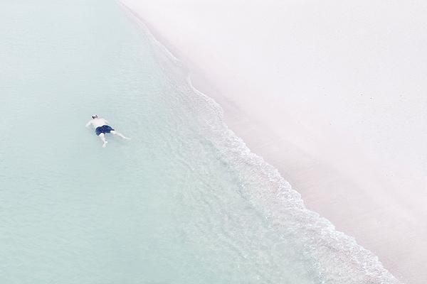 Arno De Pooter 青白色摄影作品欣赏