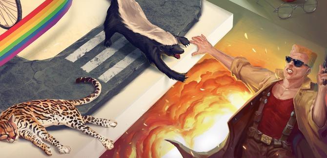 Ars Thanea Studio 数字艺术作品欣赏
