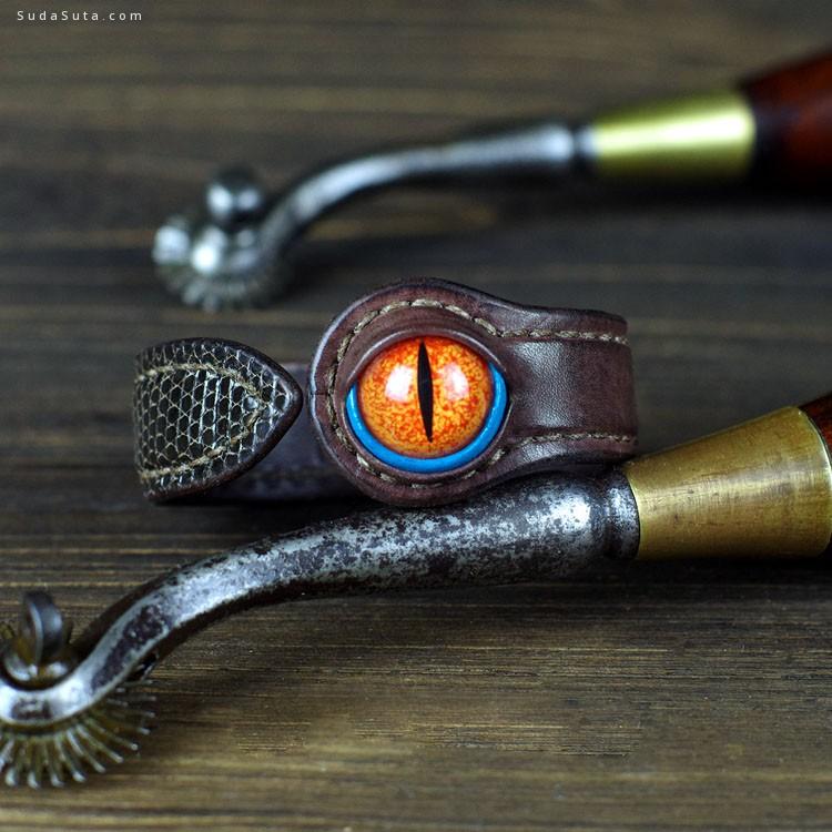 PAN HAND CRAFTED 手工皮具设计欣赏