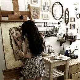 Charmaine Olivia 超现实主义创意艺术欣赏