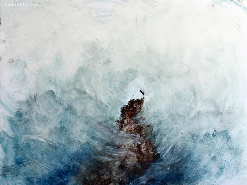 Fabio Deronzier 抽象艺术欣赏