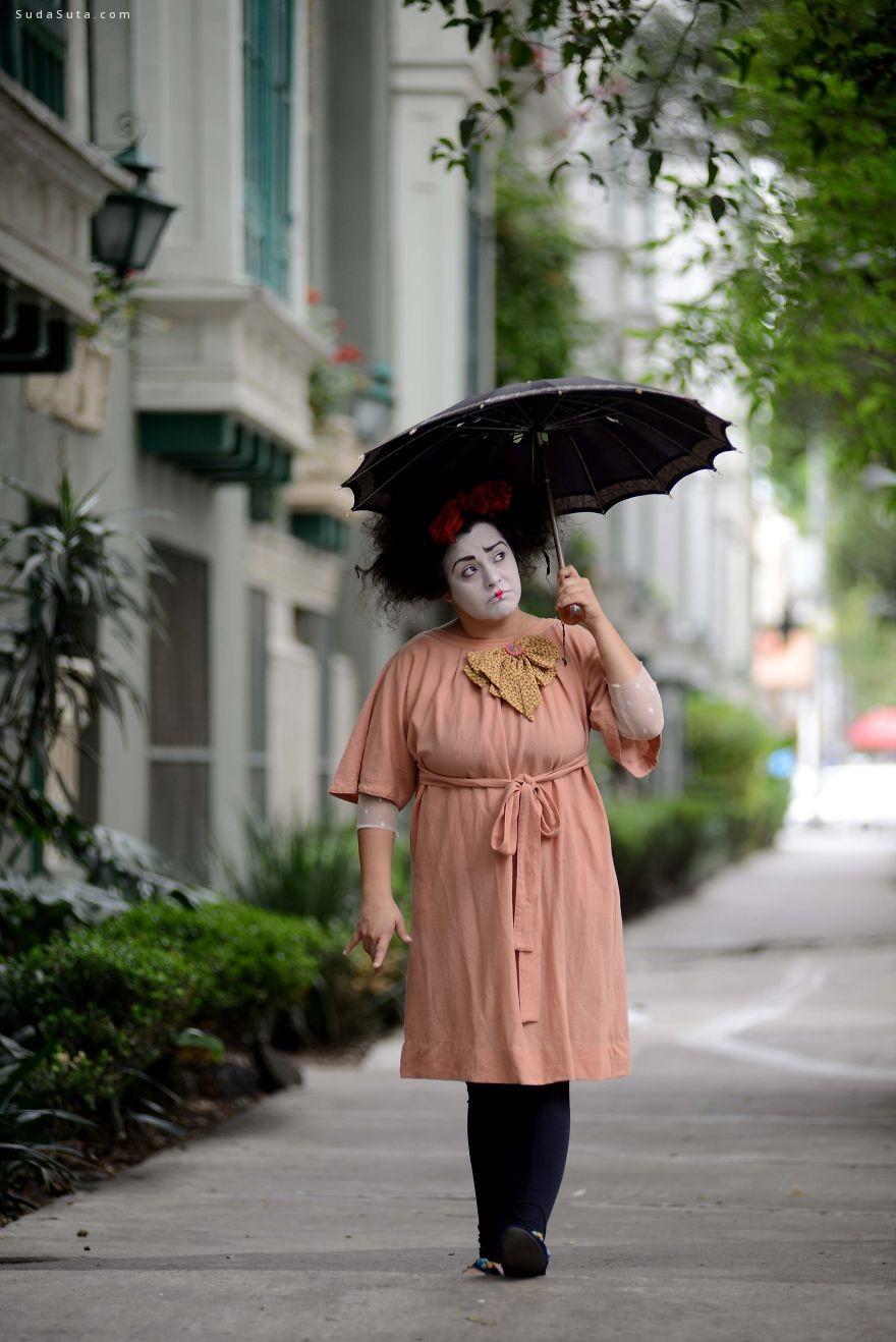 Gaby Muñoz 我是一个小丑