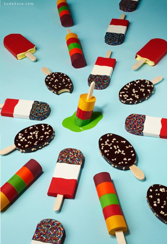 Hattie Newman 玩具设计欣赏